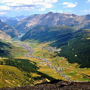 Col de la Forcola et Col du Bernina