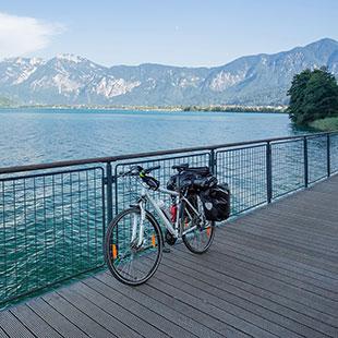 Les plus belles pistes cyclables d'Italie