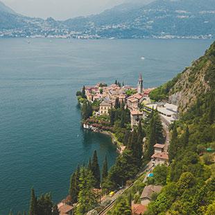 Côme – Bellagio