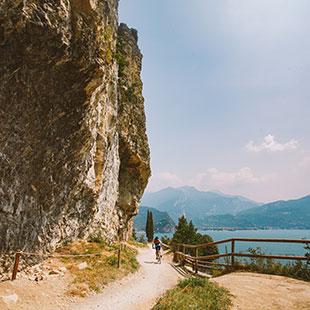 Monte Belpo et Pineta Sperane