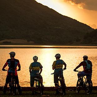 De Fiuggi au lac de Canterno