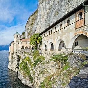 L'ermitage de Santa Caterina